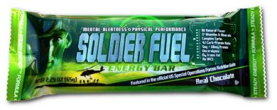Soldier Fuel Energy Bar