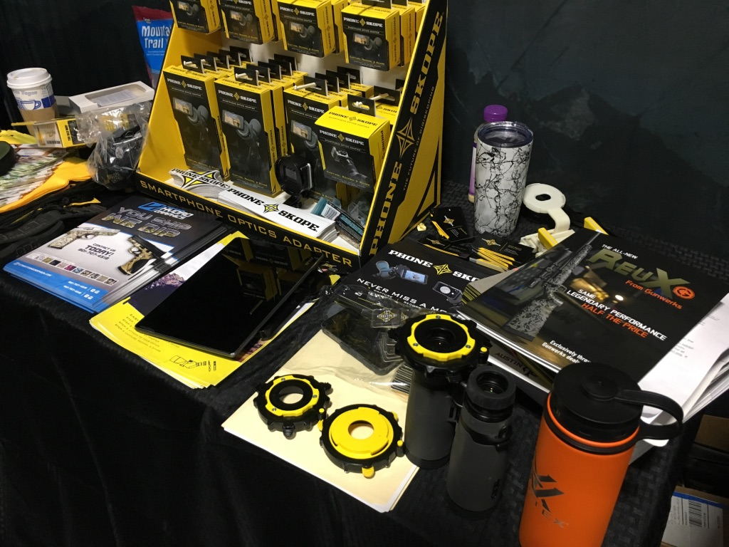 Just a small sample of the wide variety of adapters and cases they stock.