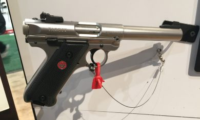 Ruger Mark IV Target Stainless