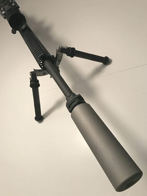 Review B Amp T Industries Atlas 5 H Bipod The Firearm