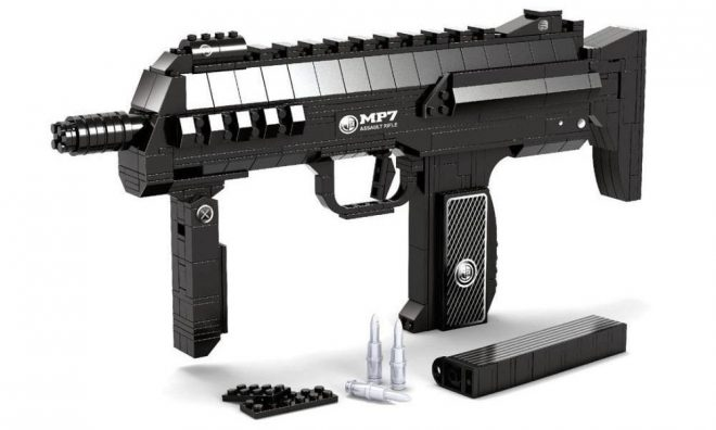 GUNBLX - 3D Building Blocks For Gun Lovers - The Firearm BlogThe ...