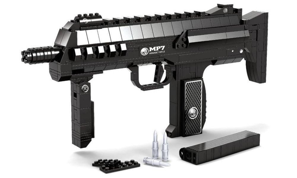 Gunblx 3d Building Blocks For Gun Lovers The Firearm Blog