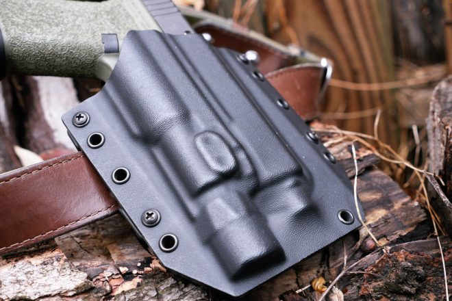 Bravo Concealment BCA Light Bearing Holster