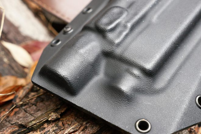 Bravo Concealment BCA Light Bearing Holster for Threaded Barrel