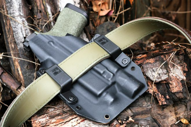 Bravo Concealment BCA Holster on Magpul El Original Tejas Belt