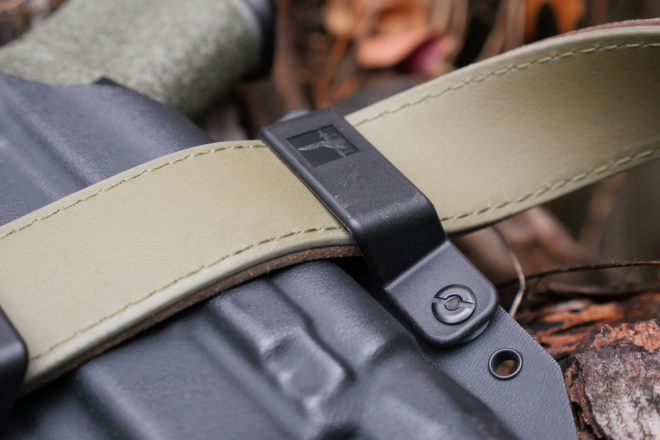 Bravo Concealment Belt Loops on BCA Holster