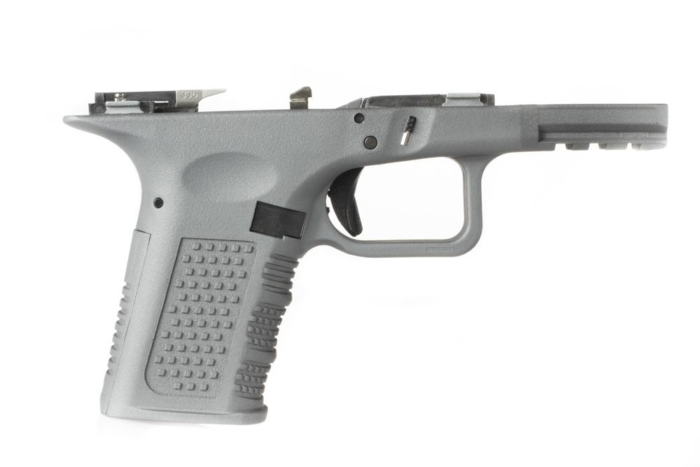 Lone Wolf Goes (Wolf) Grey with their Latest Timberwolf Glock Frame ...