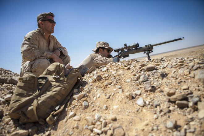 Analysis Scout Sniper Basic Course Failure Rate Part Two