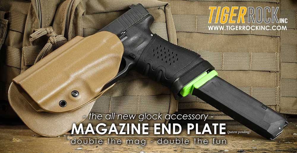 Glock Mag Dual End Plates, Why?!
