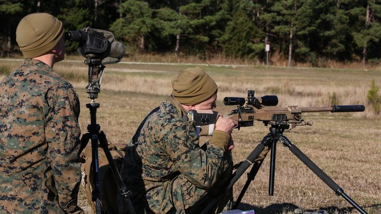 Dynamics of a Scout Sniper Platoon Part One - The Firearm ...