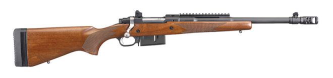 Ruger 450 rifle