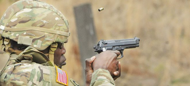 U S  Army Fort Lee vs  Holding a pistol -The Firearm Blog