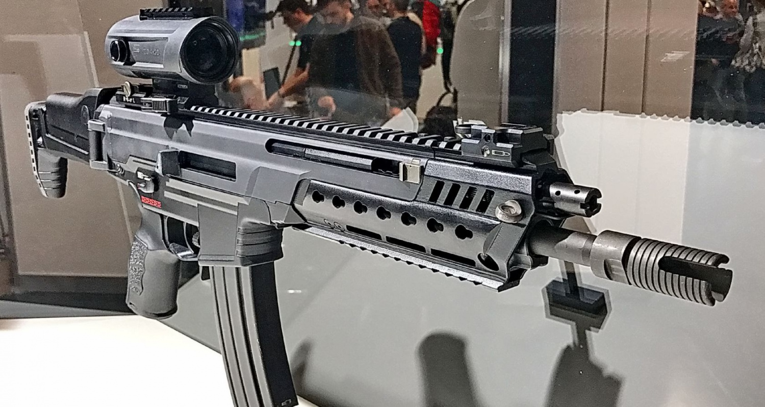 The new HK433  - M14 Forum