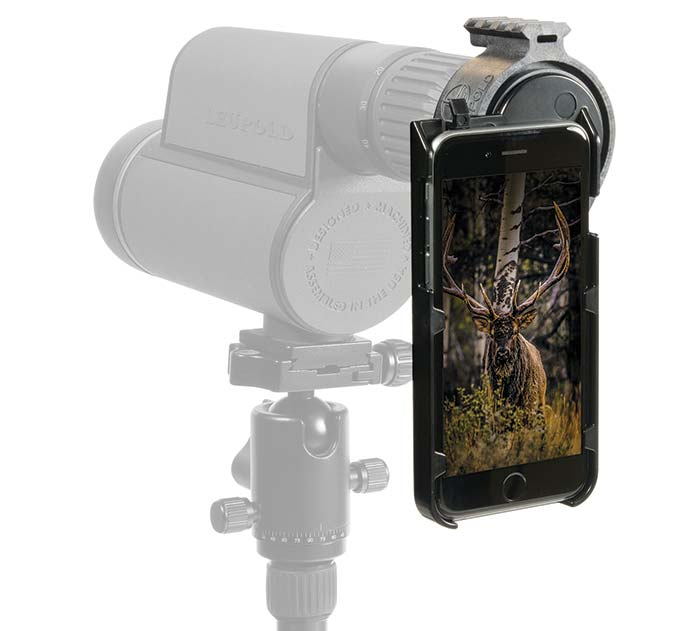 Leupold iphone