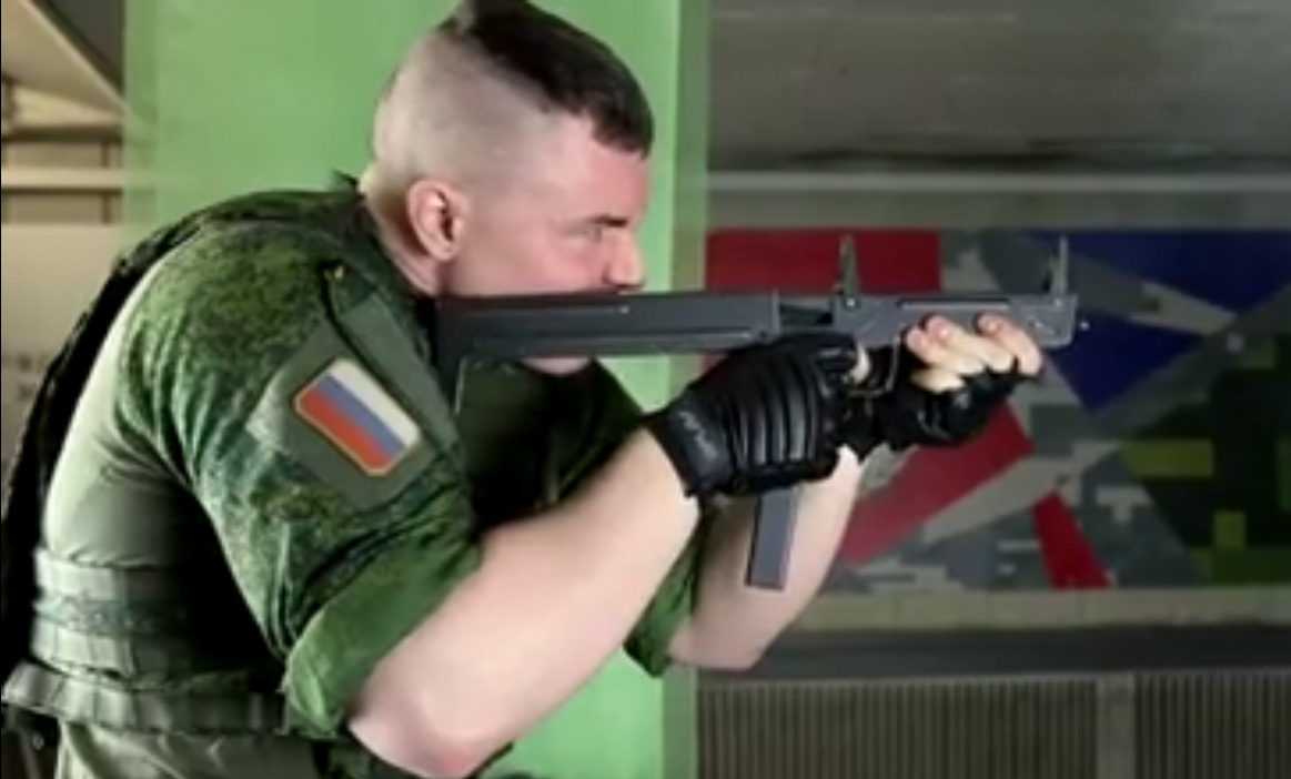 Russian Special Forces Guns The Firearm Blog
