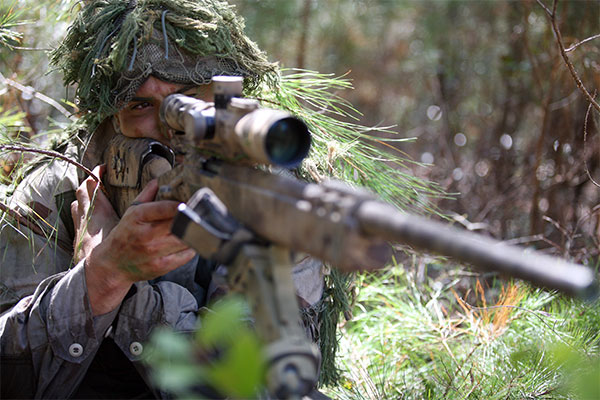 dynamics of a scout sniper platoon part one