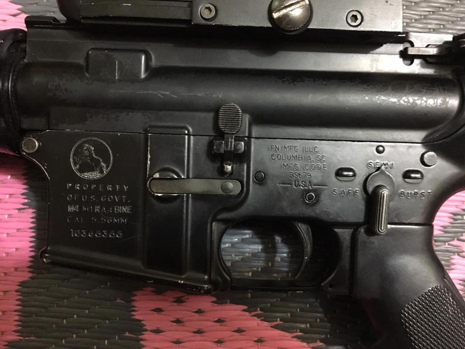 Counterfeit M4s In Iraq -The Firearm Blog