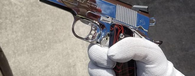 Pistols Archives - Page 51 of 179 -The Firearm Blog