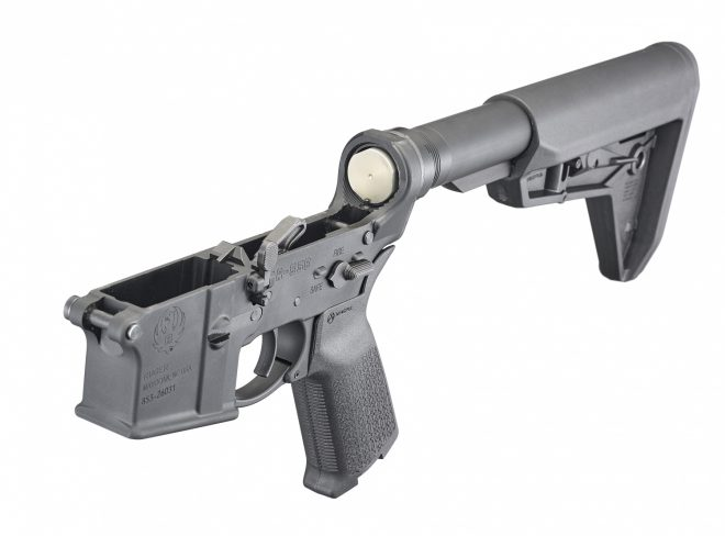 AR-556 Elite Complete Lower