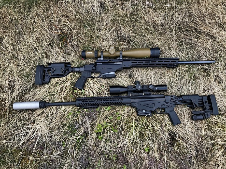 Potd Tikka T3x Tac A1 Vs Ruger Precision Rifle The