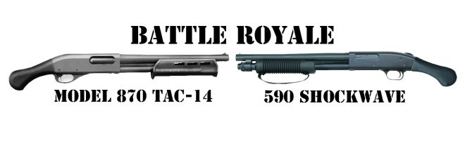 Opinion Remington 870 Tac 14 Is Better Than The Mossberg 590