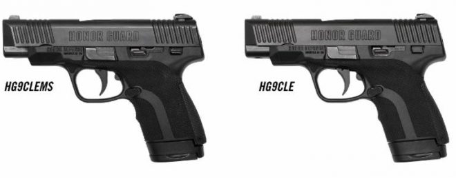 Honor Guard Pistols