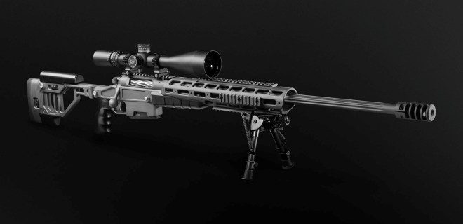 ORSIS T-5000 Rifle - Description, News and Rumors - The ...