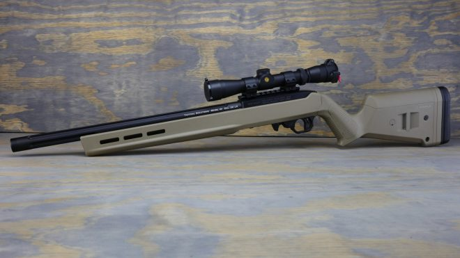 Back In April Of 2016 The Magpul Hunter X 22 Stock For 10 Was Introduced To Shooting Community And Shooters Loved What It Had Offer