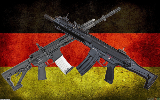 G36 Replacement Candidates Leaked Through Jane's -The Firearm Blog