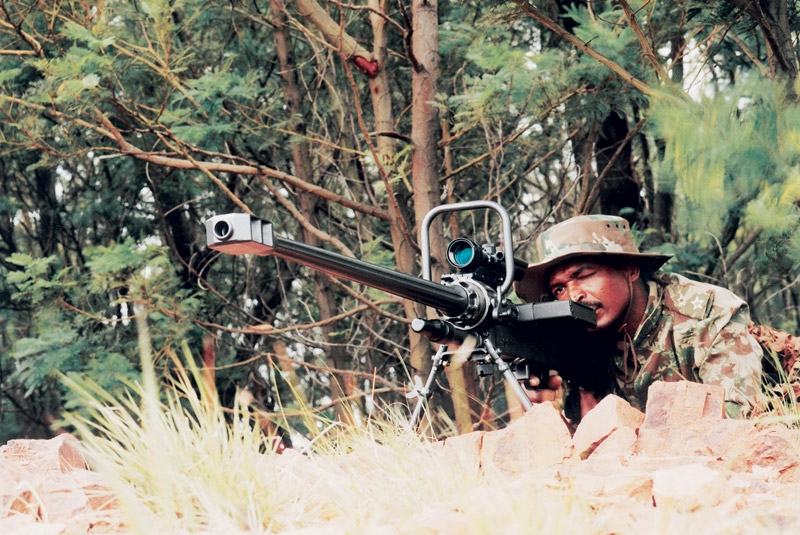 Indians Want 1500 Anti-Material Rifles