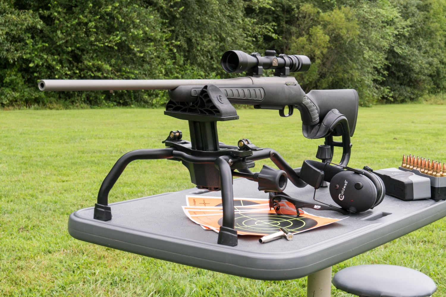 Caldwell Releases New Stinger Shooting Rest The Firearm Blogthe Firearm Blog