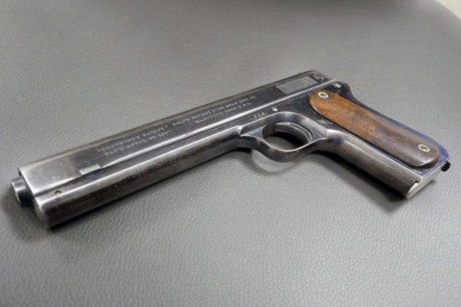 colt manufacture date by serial number