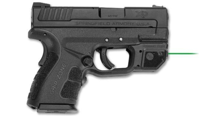 New Crimson Trace Laser for Springfield Armory XD Mod 2 -The