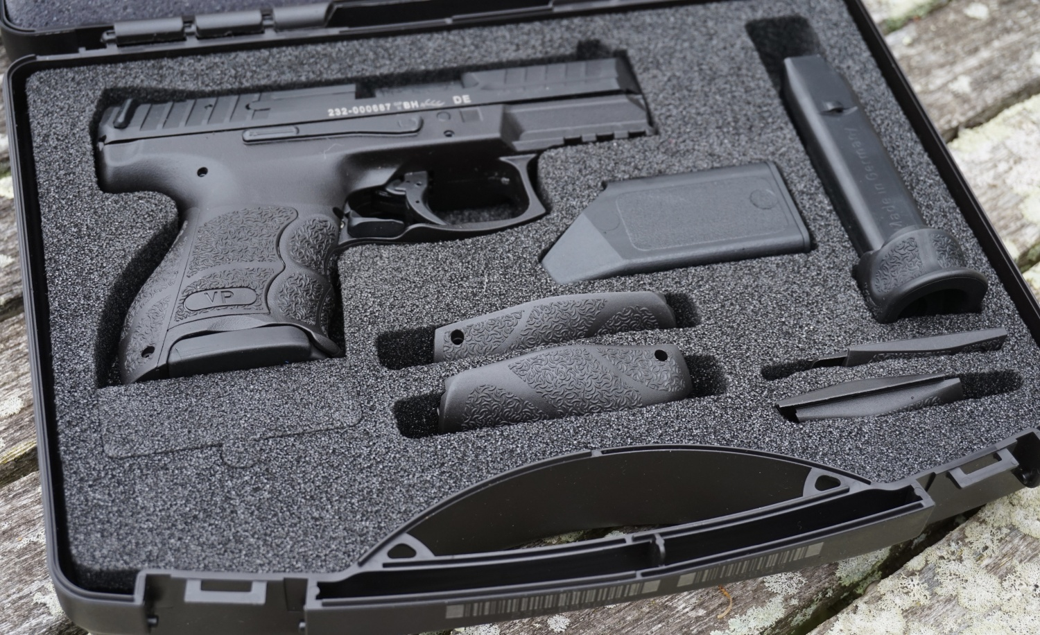 TFB REVIEW: H&K VP9SK Subcompact Polymer Pistol -The Firearm