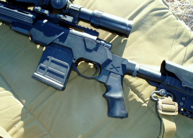 rifle review american built arms howa precision rifle the firearm blog