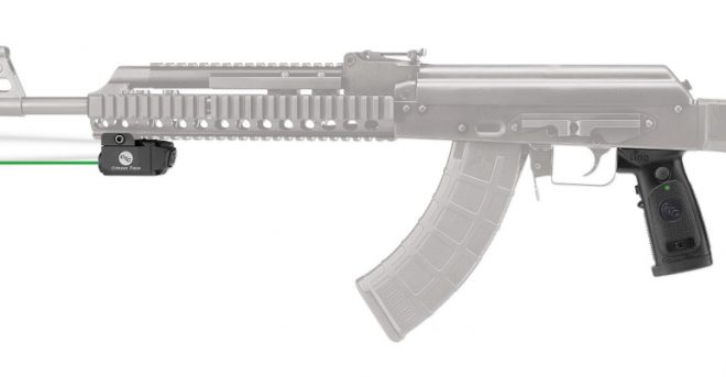 LiNQ your AK Platform Rifles Now from Crimson Trace -The