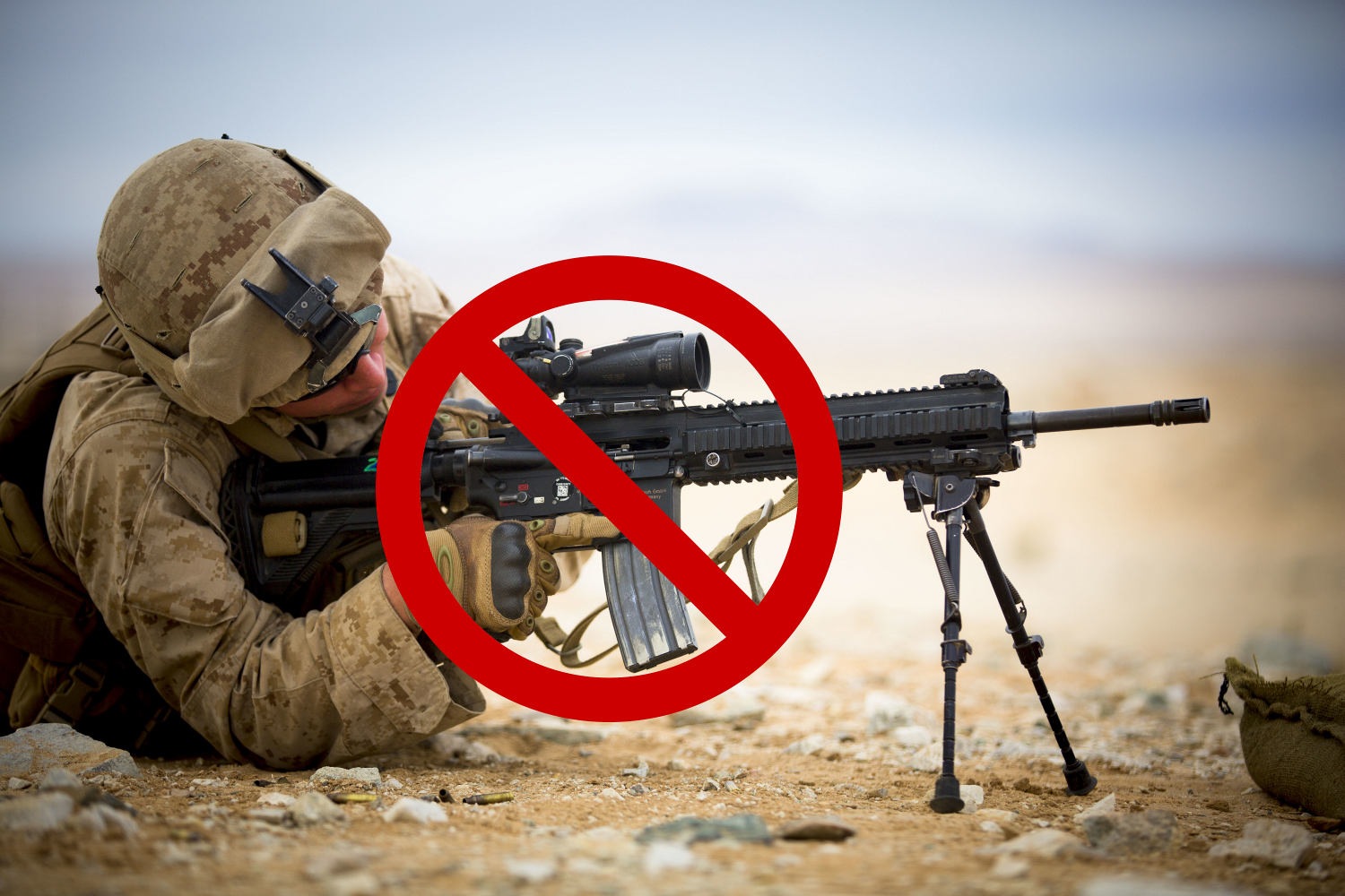 Why The M27 Iar Is Not Right Rifle For Marine Corps To Shoot A Deer With Diagram I Have Two Of These Rifles And Firearm Blog