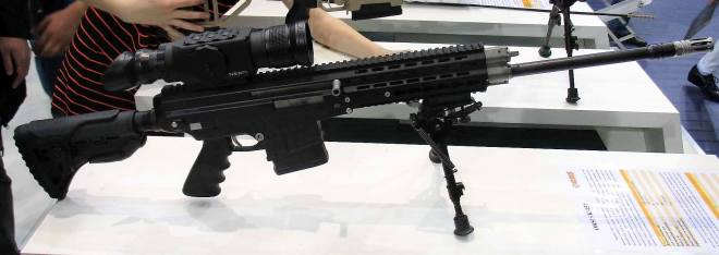 New Russian Rifle: ORSIS K-151 - The Firearm BlogThe ...
