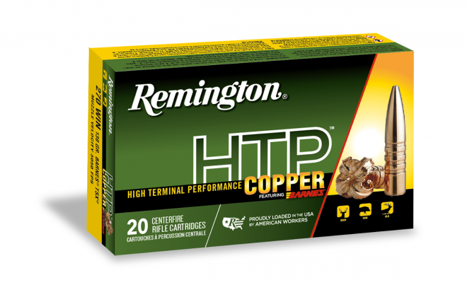 Remington HTP Copper