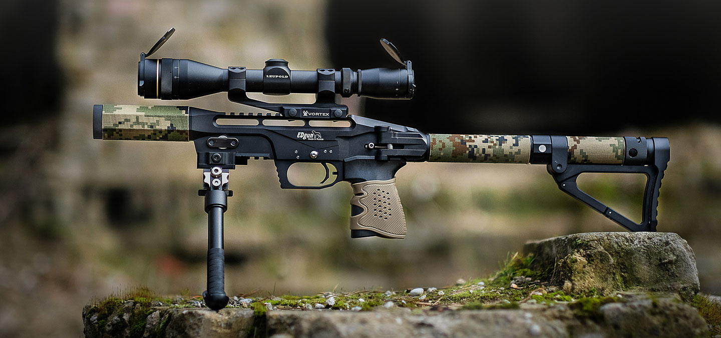 Potd Edgun Leshiy Airrifle The Firearm Blog
