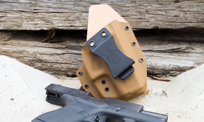 IWB Kydex and Its Comfortable? The Solace Hybrid Holster by
