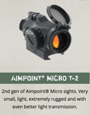 Aimpoint Micro