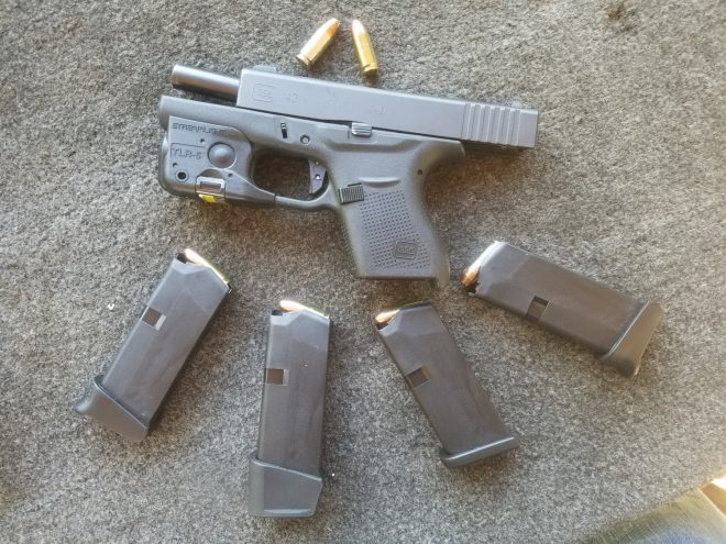Review Glock 43 G43 9mm Mousegun Perfection The Firearm Blog