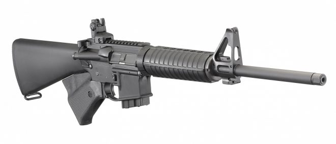 Ruger Pleases NJ, NY, MD & MA Residents with AR-556 Legal