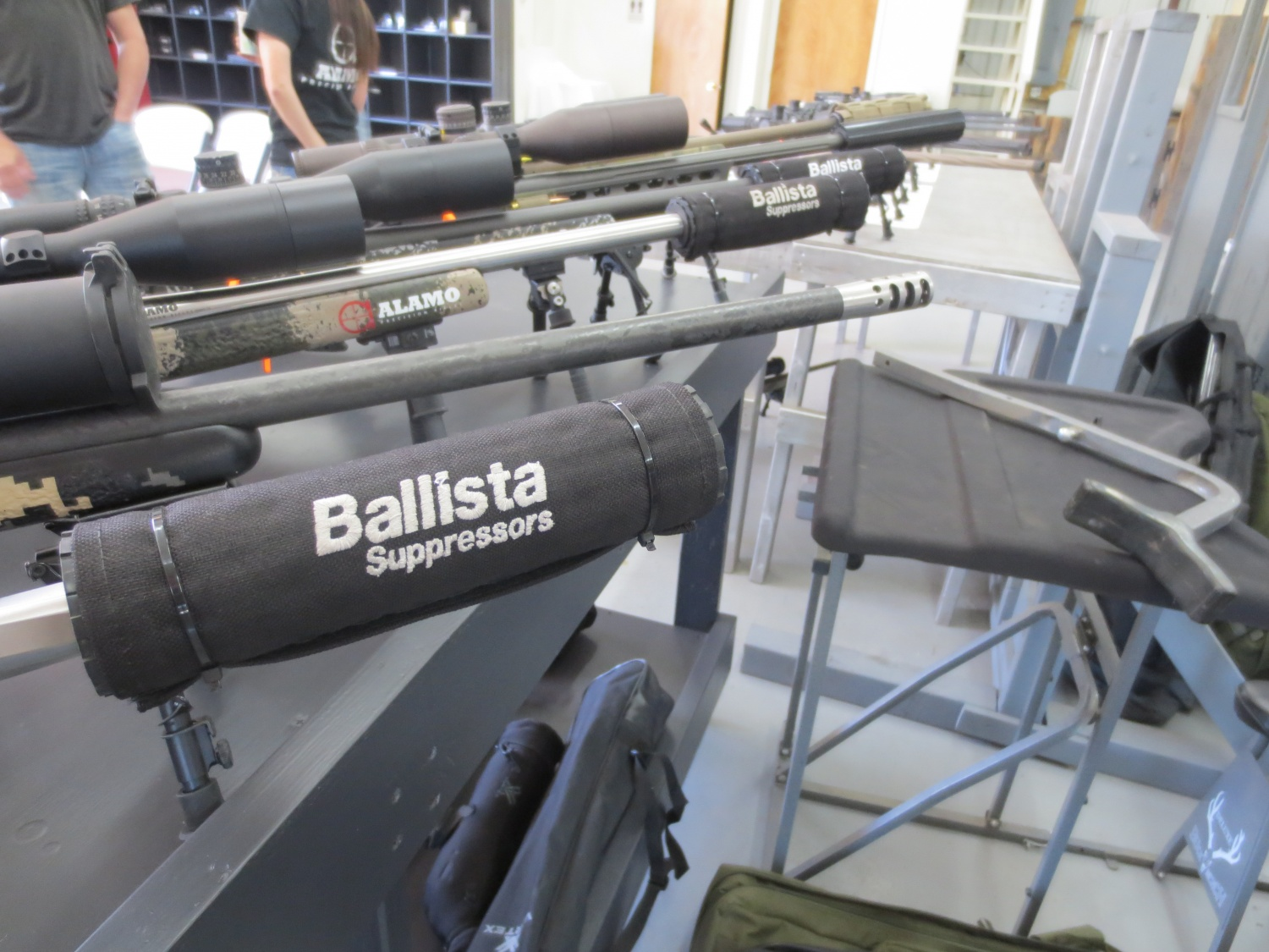 Review: Ballista Suppressors Ti-G1 / Idaho Suppressor