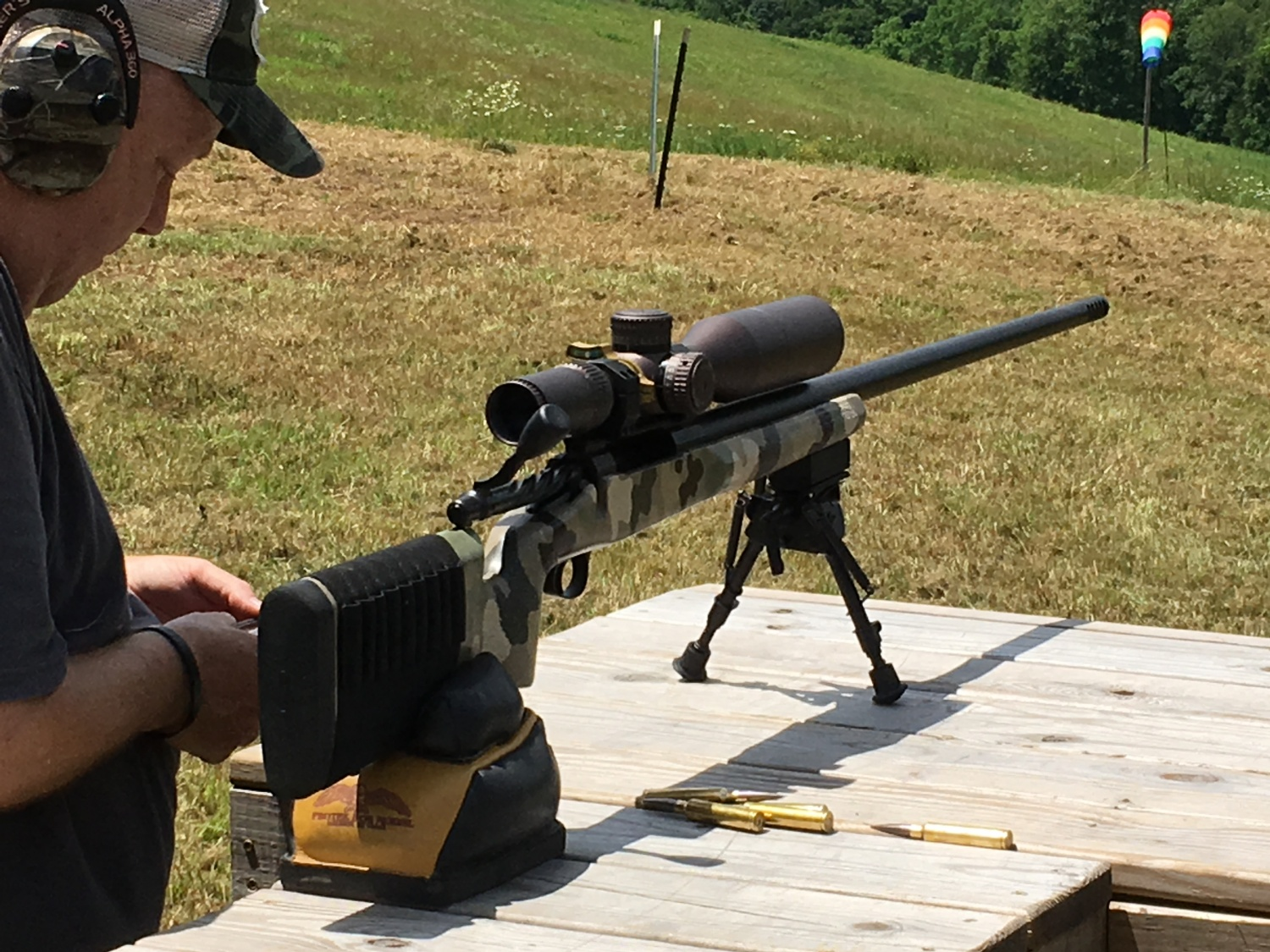 Trials And Tribulations Of A Newbie Shooting 1 000 Yards