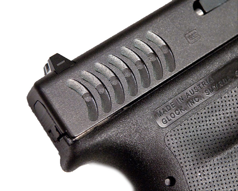 rumor new glock rtf2 with curved slide serrations the