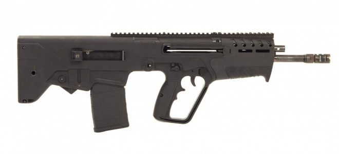 The new IWI Tavor 7 in  308 Win - The official details -The