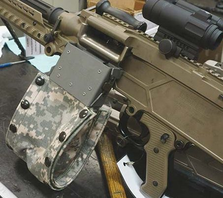 Innovative B A D S M240 pouch released -The Firearm Blog