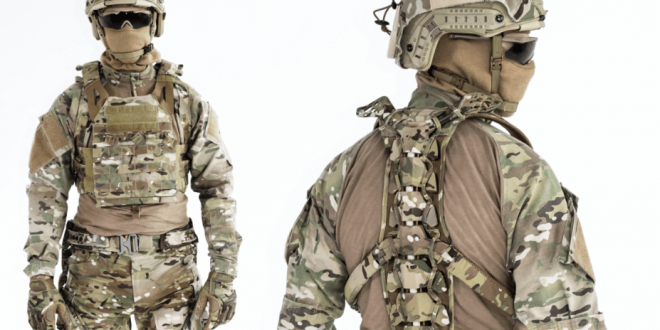 UPRISE Tactical Exoskeleton Officially Announced by ...